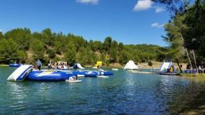 portfolio lac de la Cavayère