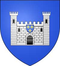 blason de la cité de carcassonne