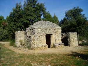 les capitelles autour de carcassonne