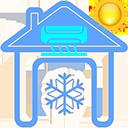 logement climatisé vacances