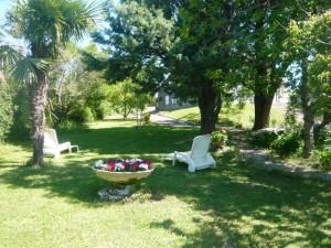 location carcassonne vacances gite piscine villa notre jardin