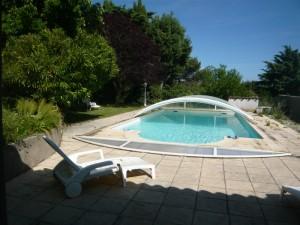 location carcassonne vacances gite piscine villa couverte