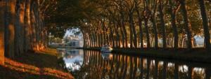 canal du midi piscine location carcassonne